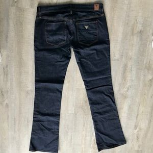 Guess Boot Low Size 30 or 8 Blue Colour Jeans